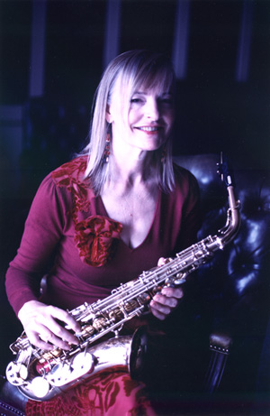 Composer Barbara Thompson