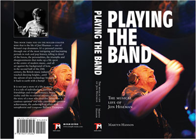 It's Here! The Kindle Version of 'Playing the Band' is now available