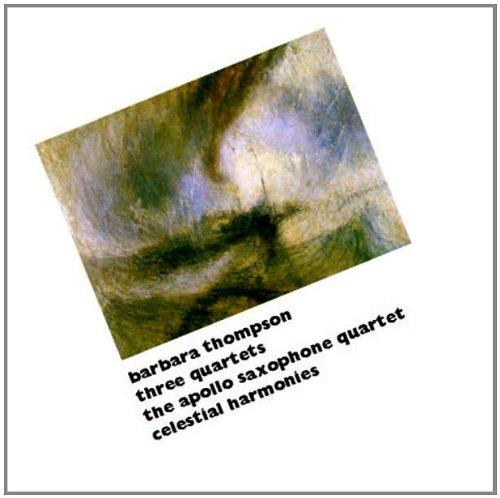 Three Quartets - The Apollo Saxophone Quartet