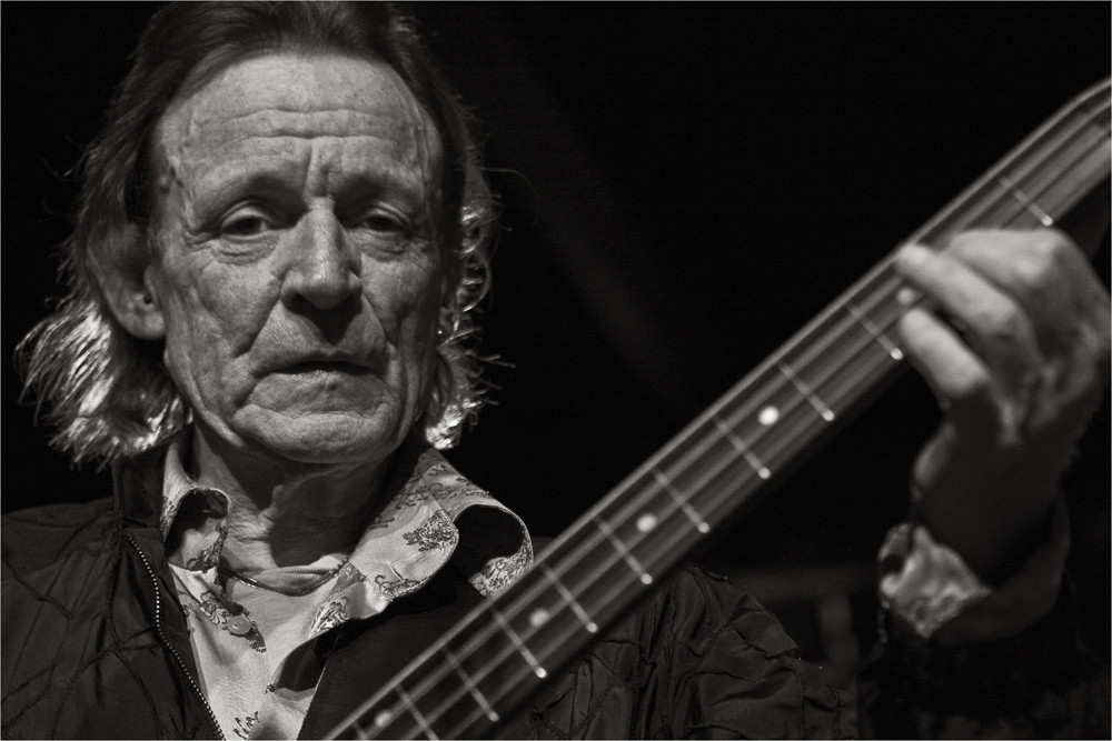 Tragic news...The death announced on October 25th of Jack Bruce after a long battle with liver cancer