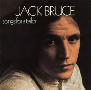 Jack Bruce - Songs for a Tailor