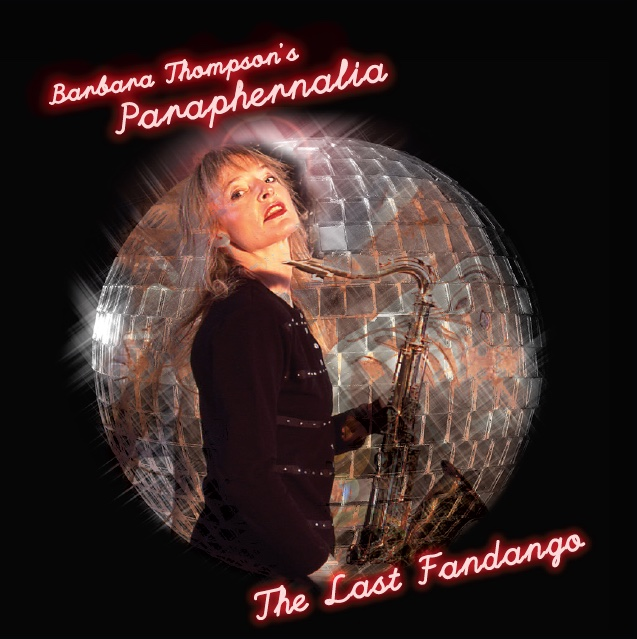 New Album from Barbara Thompson's Paraphernalia