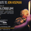 Tribute to Jon Hiseman, 2nd February 2019 at O2 Shepherd's Bush Empire
